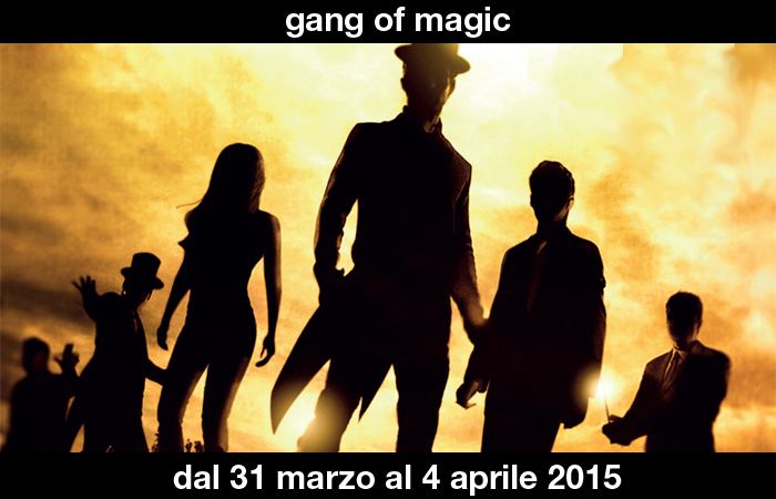 Gang of magic